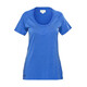 Bergans Sveve Shortsleeve Shirt Women blue